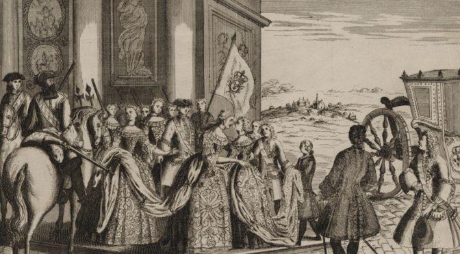 Publication: Le lion et les lys, Espagne et France au temps de Philippe V