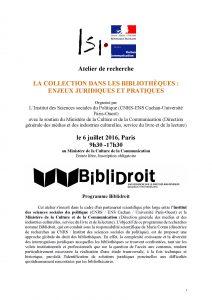 Pages de Programme-6-juillet-2016-Atelier-La-collection-dans-les-bibliothèques-enjeux-juridiques-et-pratiques(1)