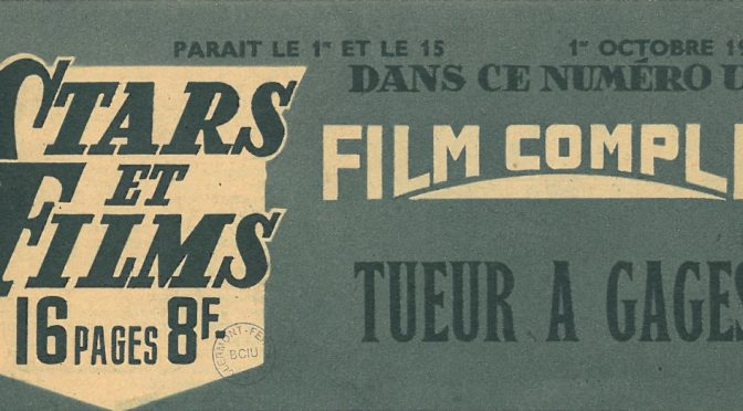 Stars et Films n°11 du 1er octobre 1947