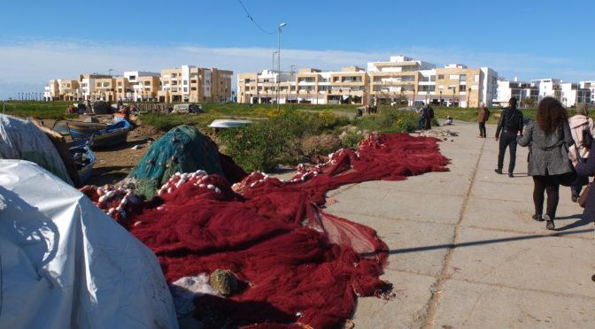 Espaces publics et figures de l'urbain, atelier d'écriture, Rabat
