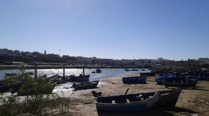 Un après-midi à Bouregreg