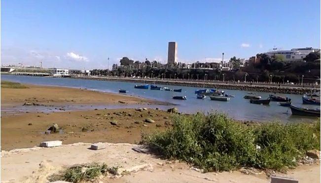 Marcher sur les traces des pêcheurs du Bouregreg