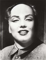 "Philippe Halsman, ""Marylin Mao"", Photographie, 1952, 14 x 11 cm (ill. 3)"