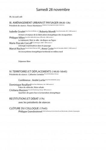 Programme-IMR