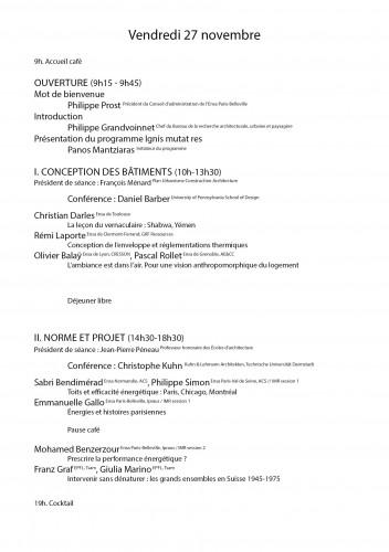 Programme-IMR1