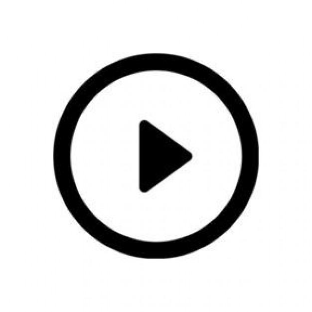 bouton-de-lecture-arrondie_318-9366