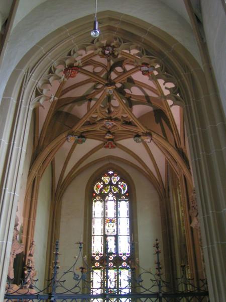 Schlosskirche Meisenheim, Grabkapelle Ludwigs I. von Pfalz-Zweibrücken, 2014