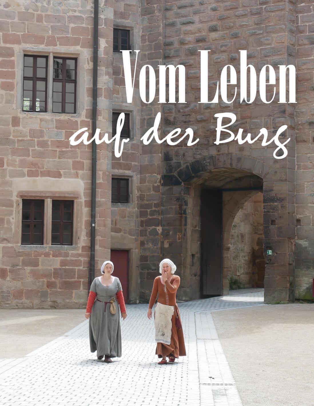 Cadolzburg Burgfräulein