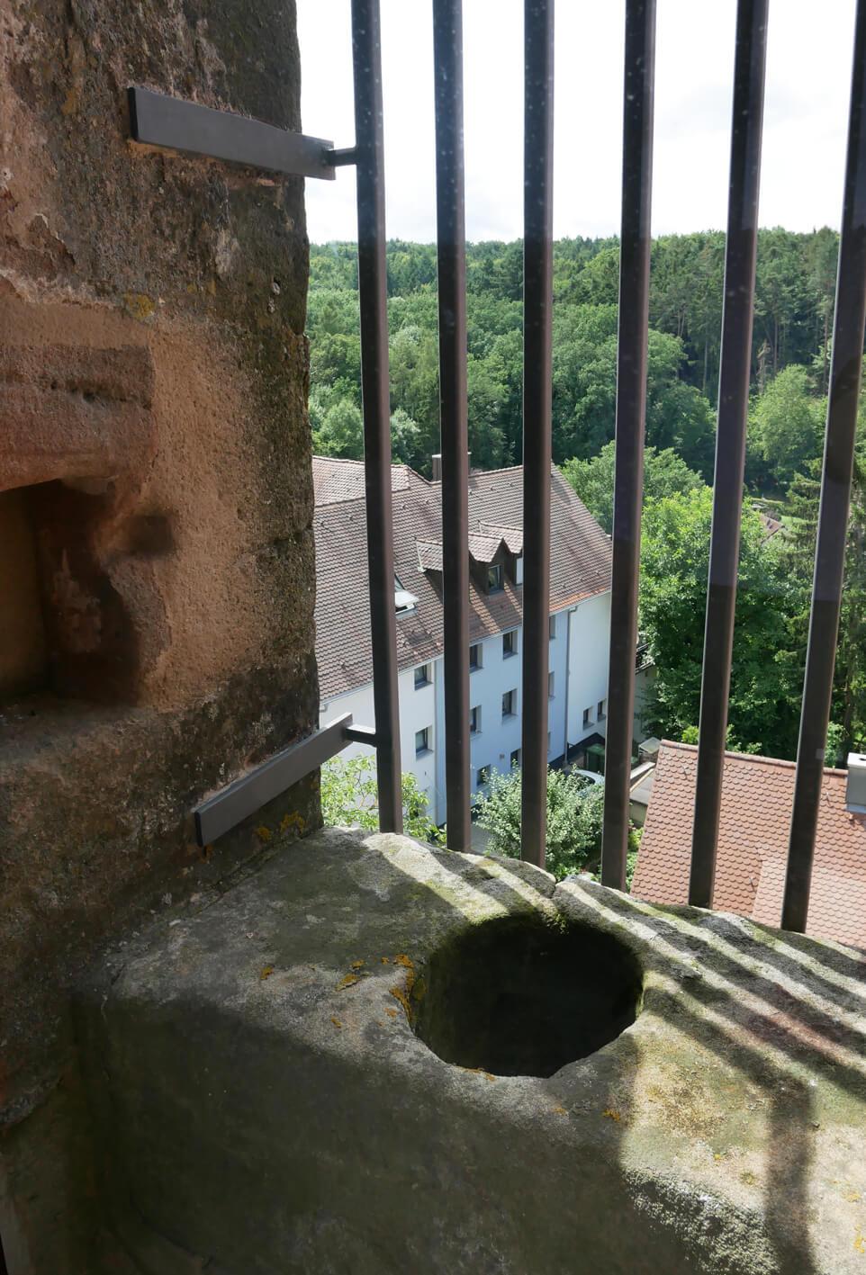 Burg-Klo Cadolzburg