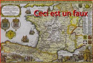 La carte de Daniel Dervaux