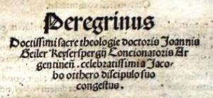 Le Peregrinus