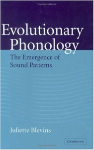 Blevins_Evolutionary-phonology