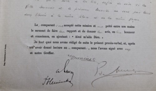 AGR2, Cour d'Assises de Brabant, Dessouter Case, 1896
