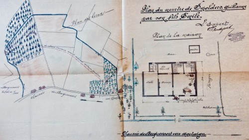 AGR2, Cour d'Assises de Brabant, Case file 1316, 1905.