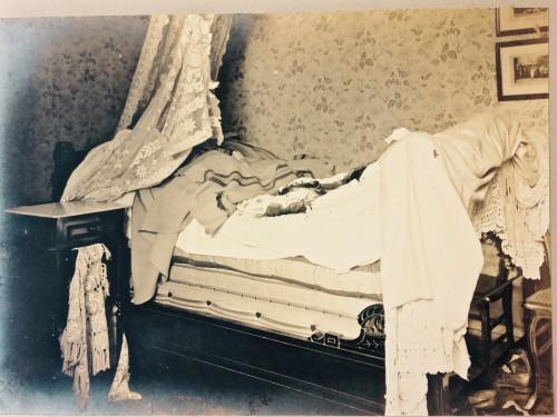 AGR2, Cour d'Assises de Brabant, Case file 1300, 1903. Photo du cadavre.