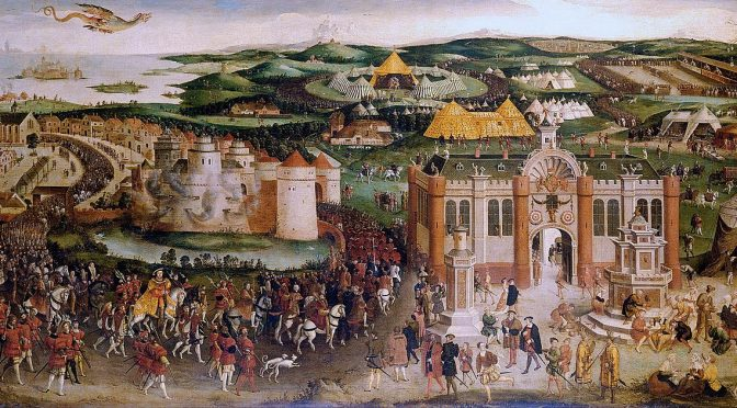'Henry VIII's Lost Palaces'