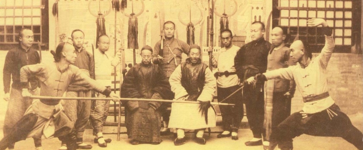 Une sanglante dissection des arts martiaux chinois for Les arts martiaux chinois