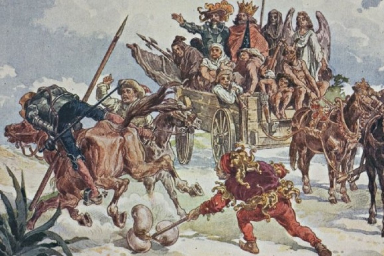 el origen del teatro griego