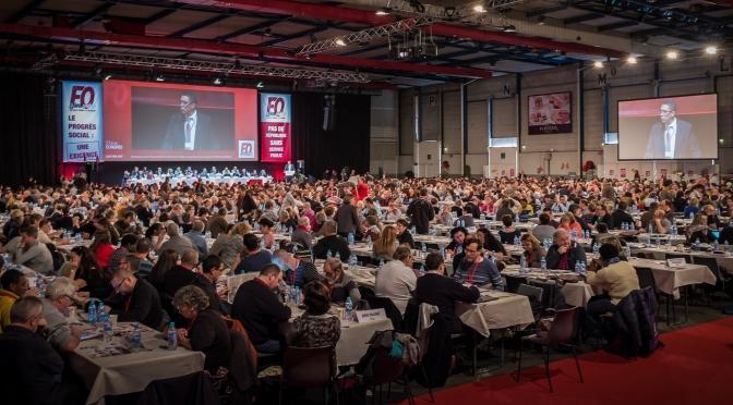 « Les congrès syndicaux, un objet d'étude sociologique ? » Dernière livraison de la revue Socio-Logos