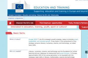 European Policy - site de la Commission Européenne