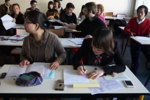 """Lire-écrire avec Michel de Certeau, """"Apprendre des ateliers"""", Paris 3, avril 2016"""