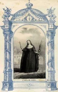 Alfred Martinet - Santa Rita de Cássia - Copia