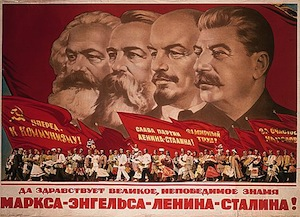 Marx-Engels-Lénine-et-Staline