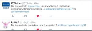 S9 article acolitnum partagé twitter