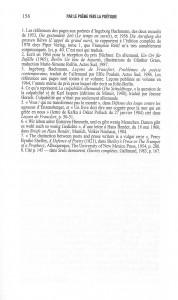 Bachman par HM notes
