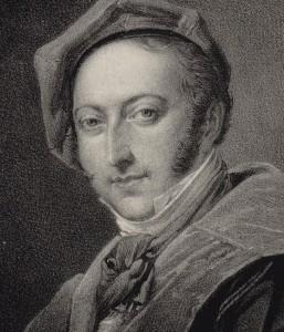 Rossini à Naples en 1820