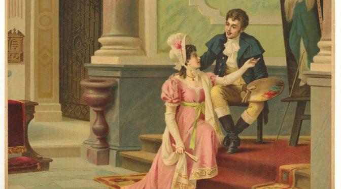 La création française de <em>Tosca</em>