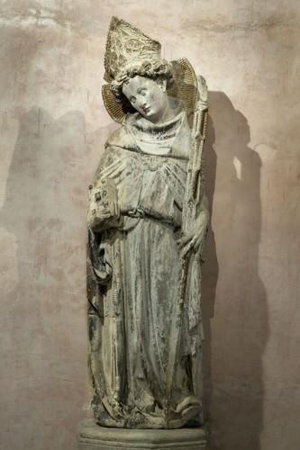 Saint Lousi de Toulouse - Maître de Rieux — Photothèque Musée des Augustins, Toulouse, photo : Daniel Martin