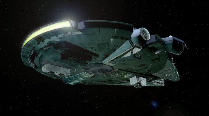 La Guerra de las Galaxias llega a la Academia