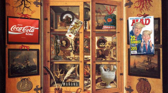 Wunderkammer: Objetos Utópicos