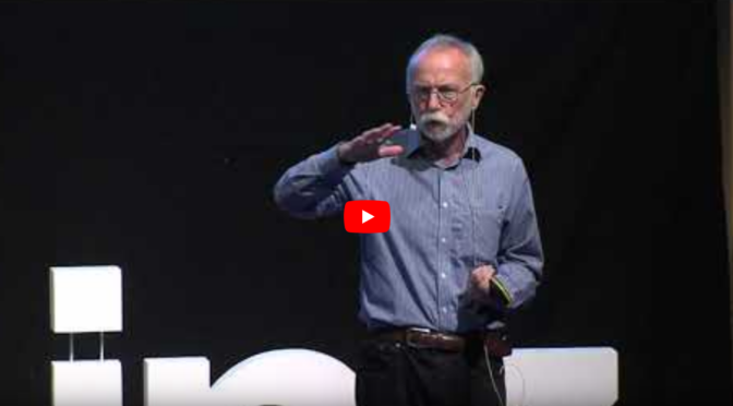 "Ted Talk de Greg Claeys: ""Why are utopias important for human mankind?"""
