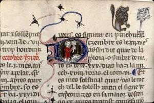 Paris, Bibl. Sainte-Geneviève, ms. 1029, f. 125v