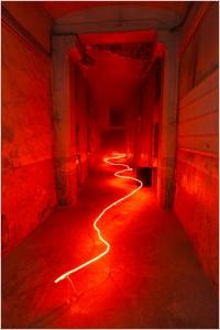 Oeuvres d'art contemporain exposées à la prison Saint Anne en Avignon