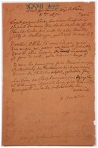 Verlaine sonnet