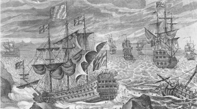"""MONETA (21) : AU LARGE DES SCILLY, LE """"HMS ASSOCIATION"""""""