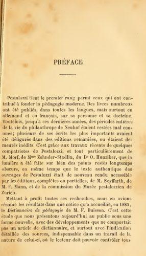 Pestalozzi-préface1