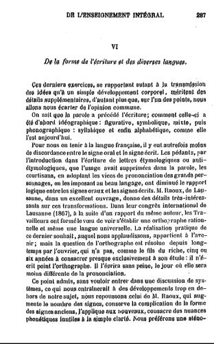Robin-enseignement intégral-orthographe