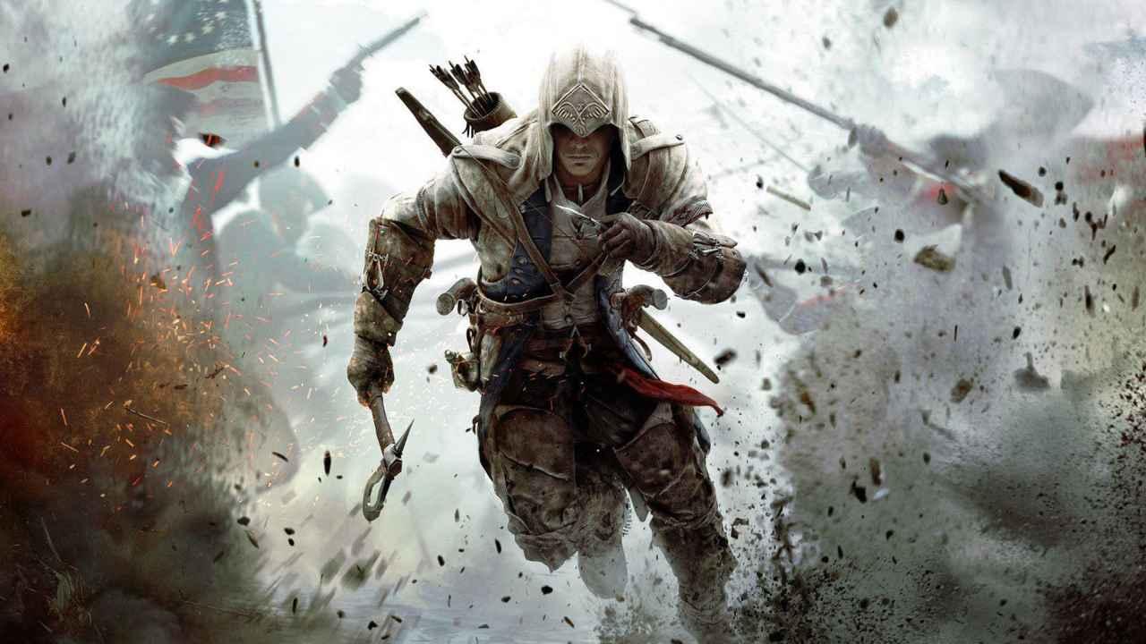 Assassin's Creed III   © Ubisoft