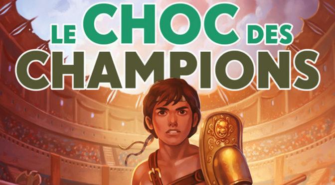 Le choc des champions… Dans la peau d'un gladiateur
