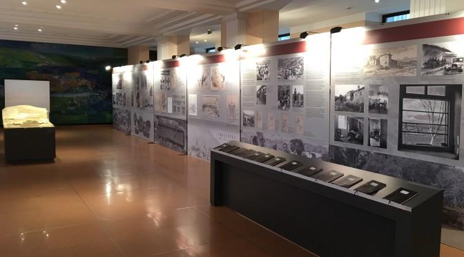 Actualités : exposition «Centenaire de l'exploration archéologique du site de Philippes» – Nancy