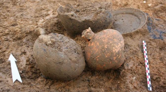 Ressources : base de données «Cruches gallo-romaines»