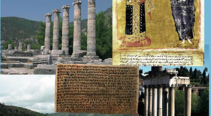 Actualités : colloque «Religions et fiscalité dans le monde méditerranéen de l'Antiquité à nos jours – I»