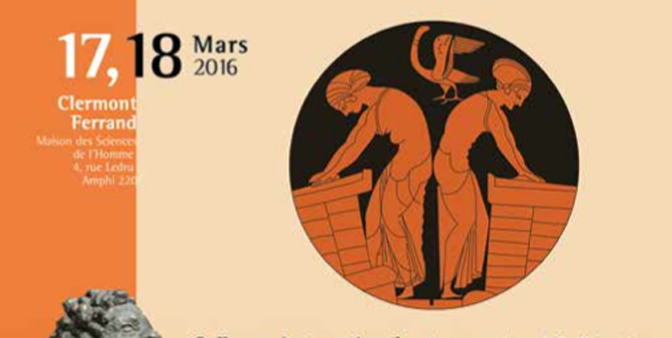 Actualités : colloque international «Statuts personnels et main-d'œuvre en Méditerranée hellénistique»