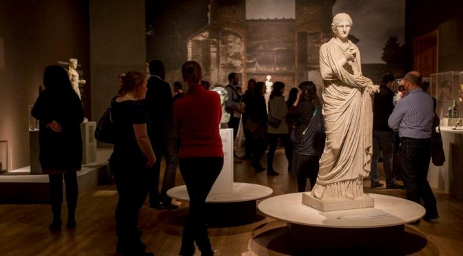 Actualités : exposition «Pompéi, une ville romaine»