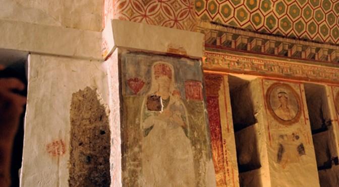 """Actualités : journée d'étude """"Archéologie, iconographie et philosophie à propos du tombeau des Trois frères à Palmyre"""""""