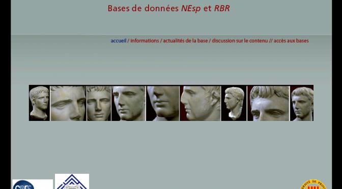 Ressources : base de données «Sculptures de la Gaule romaine»